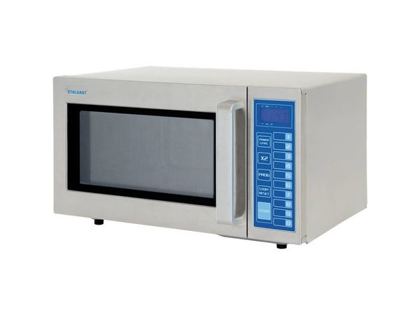 Stalgast Four Micro-Ondes | 1kW | 17.9Kg |520x442x312(h)mm