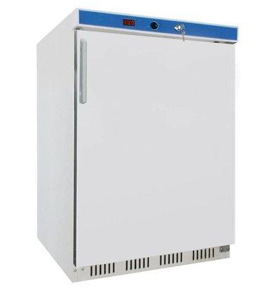 Stalgast Congélateur Blanc | 120 Litres |600x600x850(h)mm
