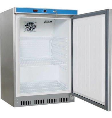 Stalgast Réfrigérateur INOX | 130 Litres |600x600x850(h)mm