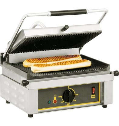 Roller Grill Grill à Panini |3 kW | 22.5 kg | 430x385x220mm(h)