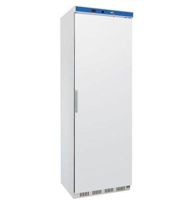 Stalgast Congélateur | 350 L | Intérieur en ABS | Nettoyage Facile | Laqué Blanc | 600x600x(h)1850mm