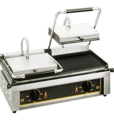 Roller Grill Grill Electrique | 2 côtés | 4 kW | 600x385x(h)220mm
