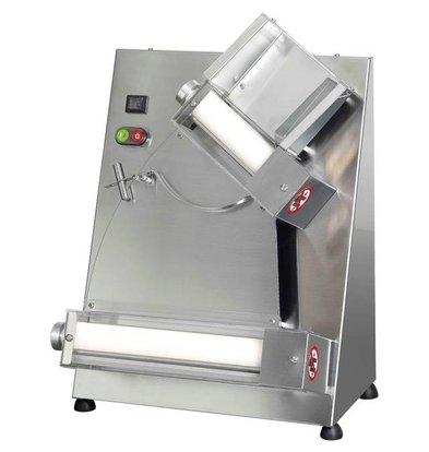Stalgast Laminoir à Pizza | Electrique | 310 mm | 510x490x(h)640mm | 0,5 KW