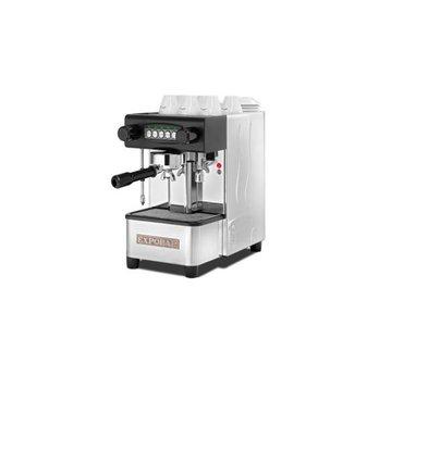Stalgast Machine à Café | 1 Groupe | Office Control | 250x420x(h)410mm