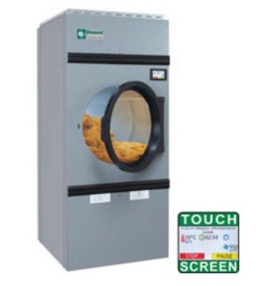 Diamond Séchoir Rotatif Electrique | Capacité 10 kg | avec Rotation Alternée | 30 Programmes | Ecran Tactile | 791x707x1760(h)mm