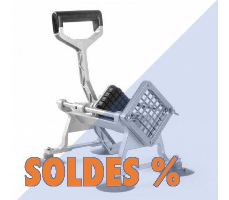 Hendi Coupe-Frite | 4 Lames Inox Inclus | PROMOTION XXL!