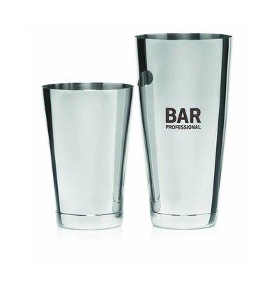 Bar Professional Shaker à Cocktail | Boston | Set en Inox | 800ml