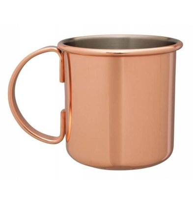 Bar Professional Mug  en Cuivre   Lourd    450ml