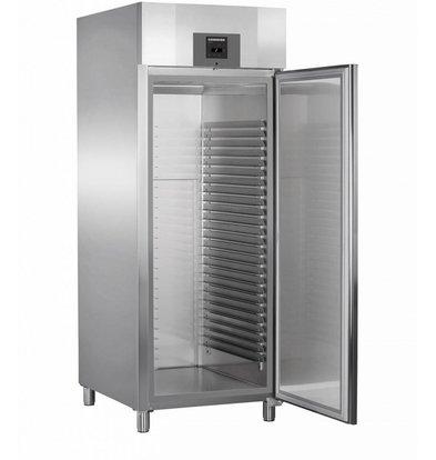 Liebherr Réfrigérateur de Boulangerie | Inox | ProfiLine | 25 Porte-Grilles - 600x800mm | Liebherr | 856 Litres | BKPv 8470 | 790x980x(h)2150mm