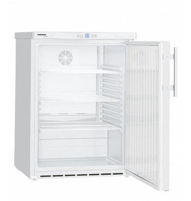 Liebherr Réfrigérateur | Modèle de Table | Blanc | Dynamic | Liebherr | 141 Litres | FKUv 1610 | 600x610x(h)830mm