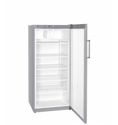 Liebherr Réfrigérateur | Gris Acier | Dynamic | Liebherr | 554 Litres | FKvsl 5410 | 750x730x(h)1640mm