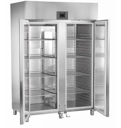 Liebherr Réfrigérateur Double | ProfiLine | Liebherr | 1427 Litres | 2/1 GN | GKPv 1490 | avec Pédale d'Ouverture | 1430x830x(h)2150mm