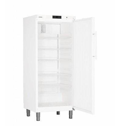 Liebherr Réfrigérateur | Blanc | Gastronomie | sur Pieds | Liebherr | 583 Litres | 2/1 GN | GKv 5730 | 750x750x(h)1860mm