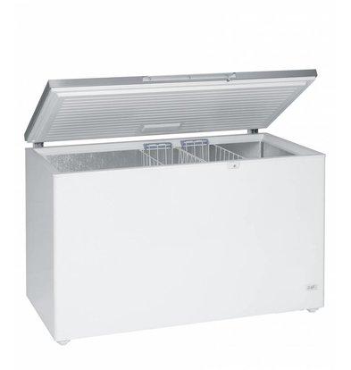 Liebherr Congélateur Coffre | Couvercle en Inox | Liebherr | 485 Litres | GTL 4906 | 1370x780x(h)910mm