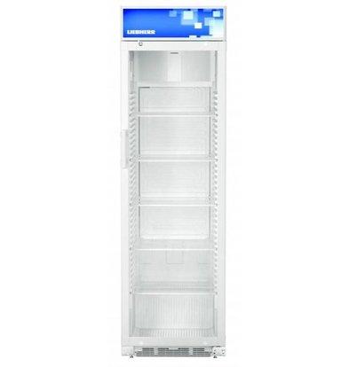 Liebherr Réfrigérateur | Blanc avec Porte en Verre | Liebherr | 411 Litres | FKDv 4213 | 600x687x(h)2010mm