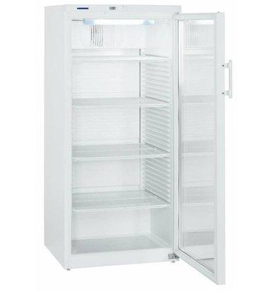 Liebherr Réfrigérateur | Blanc | Dynamic | Porte en Verre | Liebherr | 572 Litres | FKv 5443 | 750x730x(h)1640mm