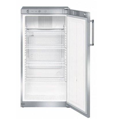 Liebherr Réfrigérateur | Gris Acier | Dynamic | Liebherr | 240 Litres | FKvsl 2610 | 600x610x(h)1250mm
