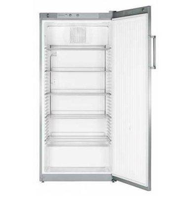 Liebherr Réfrigérateur | Gris Acier | Dynamic | Porte en Verre | Liebherr | 572 Litres | FKvsl 5413 | 750x730x(h)1640mm