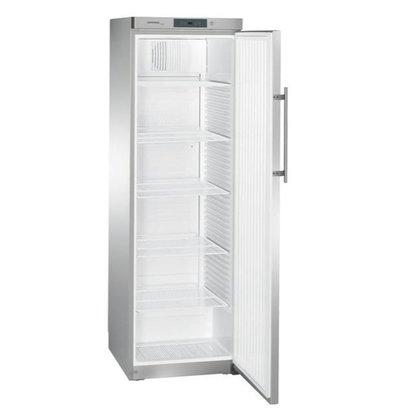 Liebherr Réfrigérateur | Inox | Gastronomie | Petit Format Largeur 600mm | Liebherr | 434 Litres | GKv 4360 | 600x680x(h)1900mm