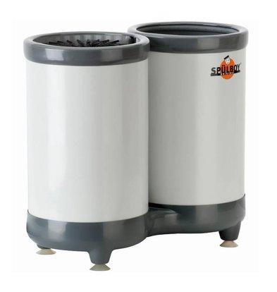 Bar Professional Appareil de Rinçage   A Verre   Rapide   190x380x340mm