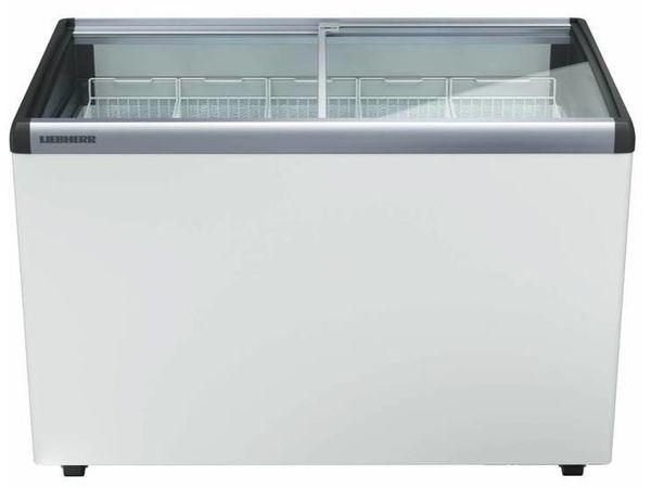 Liebherr Congélateur à Glace | Couvercle en Verre avec Lumière | Liebherr | 413 Litres | GTI 4153 | 1255x661x(h)913mm