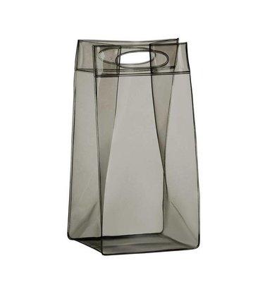 Bar Professional Sac Refroidisseur à Vin | So Fresh | Noir Transparent | 140x15x(h)260mm