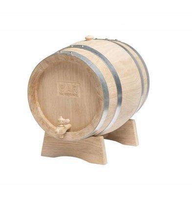 Bar Professional Baril en Bois avec Robinet | 5 Litres