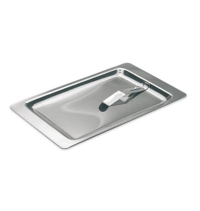 Bar Professional Plateau pour Addition | Inox | 215x135mm