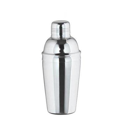 Bar Professional Shaker à Cocktail | 3 Pièces | Brillant | 0,5 L
