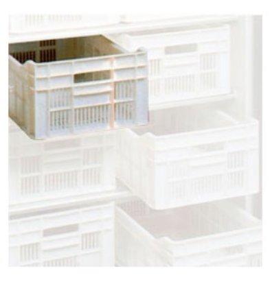 Diamond Casier | Polyéthylène | 500x300x(h)175mm