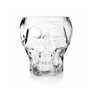 Bar Professional Crâne en Verre | 700ml | 120x140mm