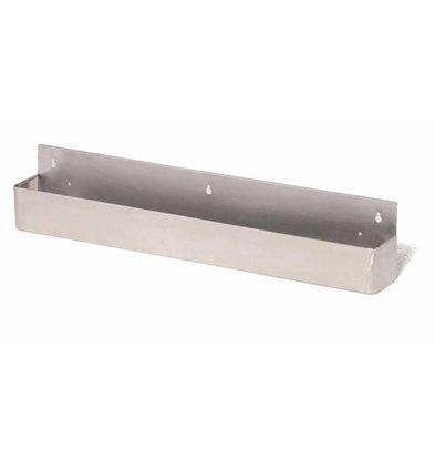 Bar Professional Bac de Suspension   Pour 8 Bouteilles   810x160x100mm