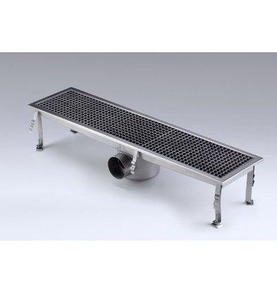 Combisteel Grille de Plancher 927 | 927x300x(H)200mm