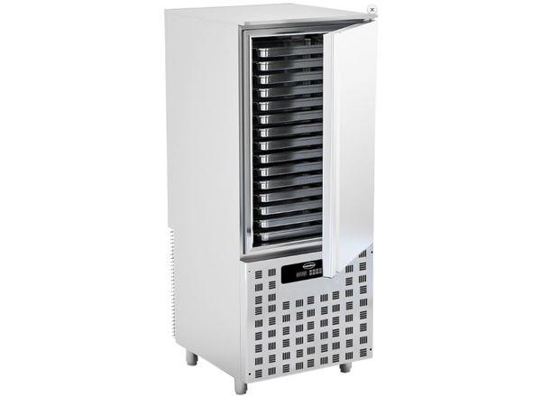 Combisteel Machine à Glaçons | Refroidisseur à Ventilation | Pro Line | 15x 1/1GN | 800x850x(H)2010mm