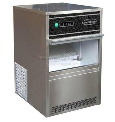 Combisteel Machine à Glaçons | 26kg/24 hrs | Glaçons Pleins | 420x528x(H)655mm