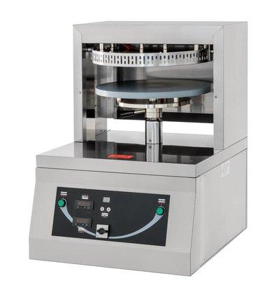 Combisteel Heavy Duty Presse à Pizza | Ø330mm | 470x590x(H)830mm