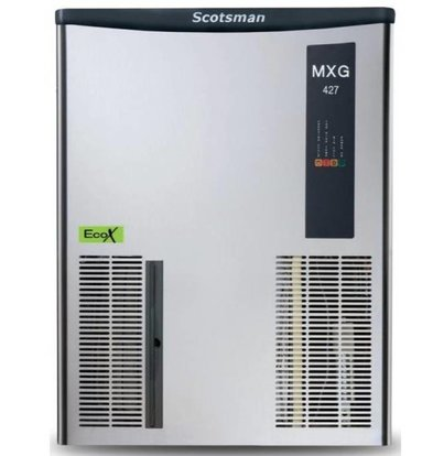 Scotsman Machine à Glaçons | MXG 427 | Glace Gourmet | 170kg / 24h | Reserve à part Disponible 568x704x (H) 721mm