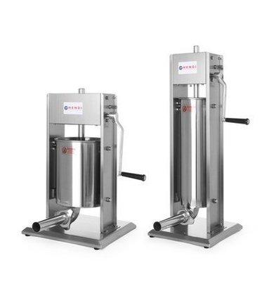 Hendi Machine à Saucisse | Profi Line | 3 Litres | 300x340x(H)570mm