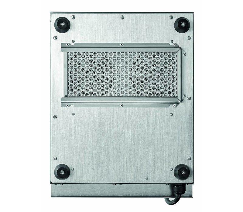 Bartscher Réchaud à Induction   Schott Ceran   3000W   Zone de Cuisson Ø230mm   330x420x(H)105mm