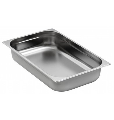 Saro Bac GN 1/1   20 mm   2,5 Litres   325x530mm