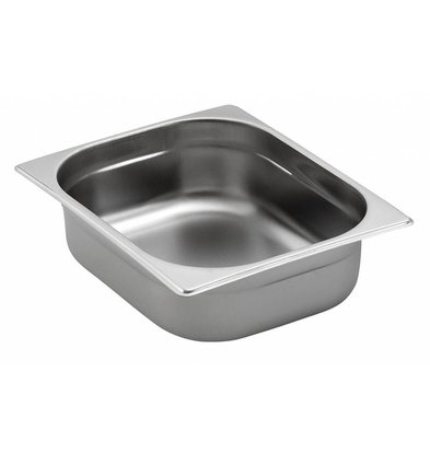 Saro Bac GN 1/2 | 20 mm | 1,25 Litres | 325x265mm