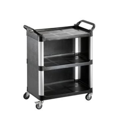 Saro Chariot | 3 Tablettes | 150Kg | 845x430x(h)950mm