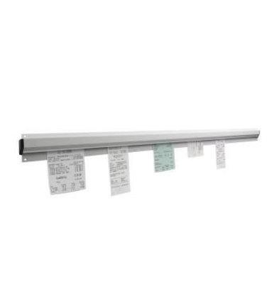 Saro Support à Bons de Commande | Aluminium - 900 mm