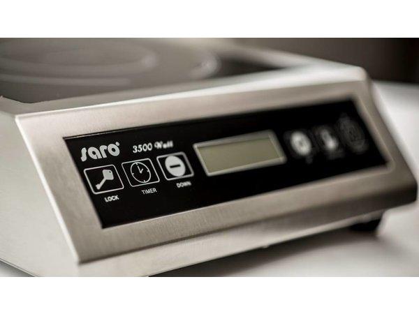Saro Plaque à Induction | 3500W/230V | 327x420x(h)98mm