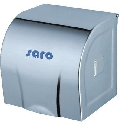 Saro Porte Rouleaux de Papier Hygiénique | Inox | 125x120x(h)120mm