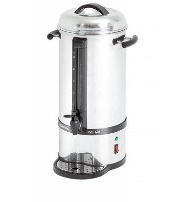 Bartscher Percolateur | 9  litres | 60 - 72 tasses | 310x320x(h)540mm