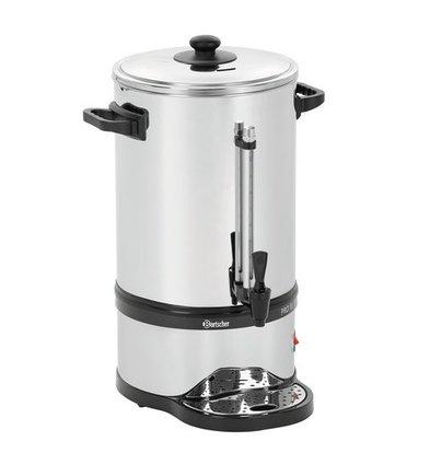 Bartscher Percolateur | 13,2  litres | 90 - 100 tasses | 350x375x(h)540mm