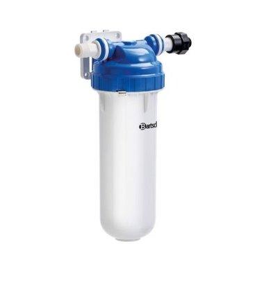 Bartscher Système de Filtration de l'eau | 1,5 - 6 Bars  | 200x140x(h)320mm