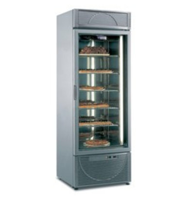 Diamond Vitrine Réfrigérée | 5 Grilles | 400 Litres | 670x662x(h)2005mm