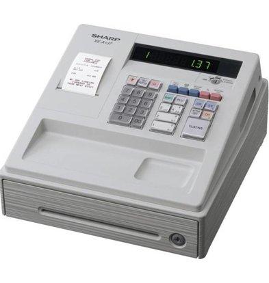Sharp Sharp desk XE-A137WH | Imprimante Thermique (AUCUN BESOIN D'ENCRE) | 200 Produits | 8 Groupes de produits